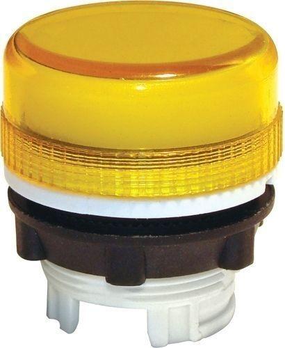 Voyant plastique 0-110V jaune