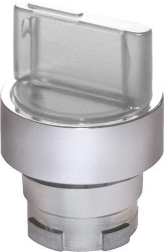 Sélecteur de position lumineux métal transparent GD