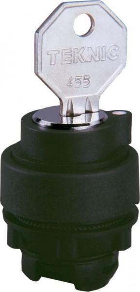 Sélecteur à clé plastique GM*D 455