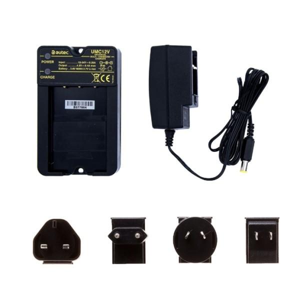 Chargeur de batterie prise secteur [UMC12V] pour LK NEO