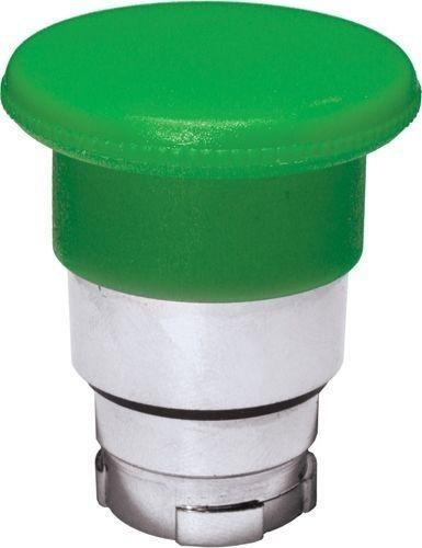 Arrêt d´urgence Métal 40mm momentané vert