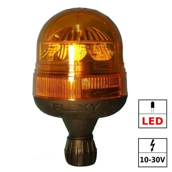 Gyrophare LED R65 R10 corps flexible