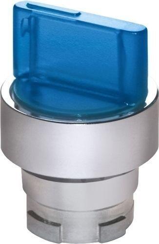 Sélecteur de position lumineux métal blue GD
