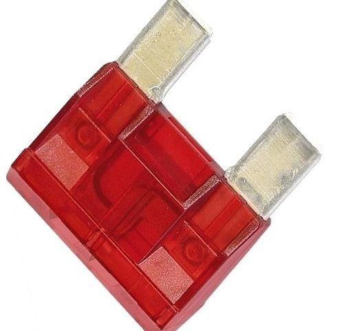 Fusible enfichable MAXI 50A rouge