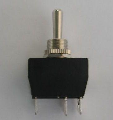 Interrupteur à levier 2P ON-(OFF)