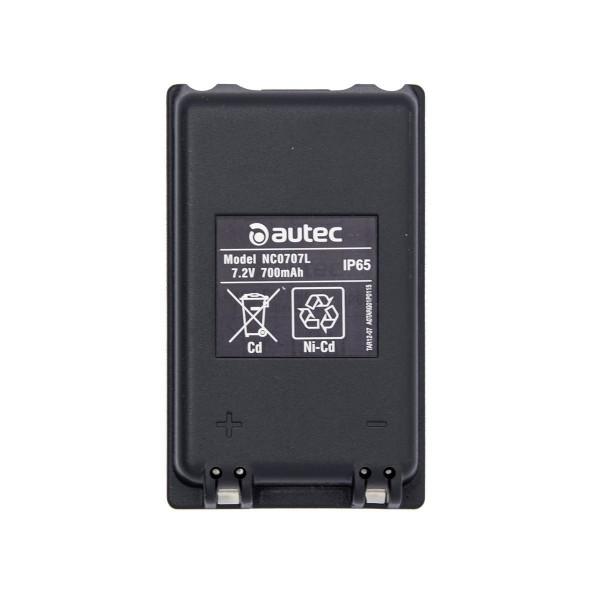 Batterie Ni-CD type NC0707L