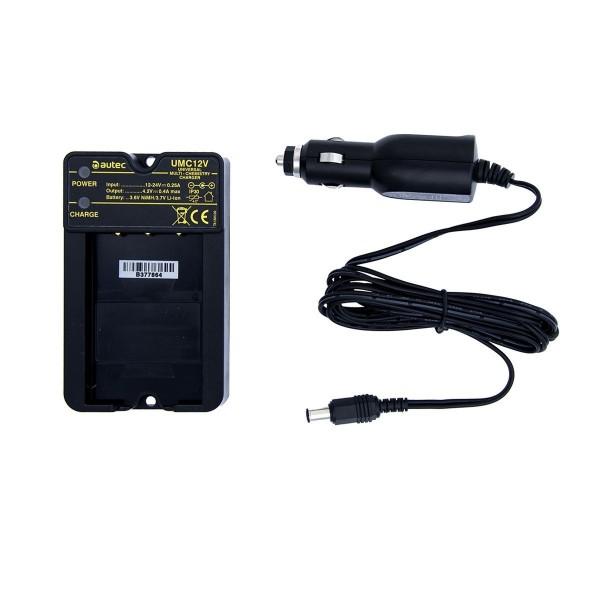 Chargeur de batterie prise allume cigare DC [UMC12V] <