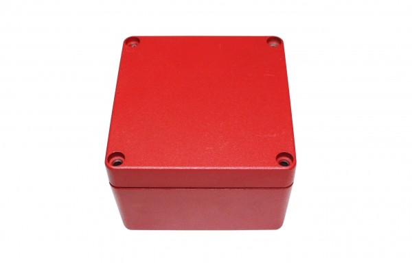 Efabox rouge 120x122x91