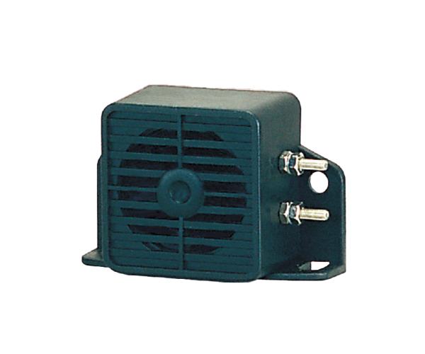 Alarme multifréquences 12-24V 97dB IP67