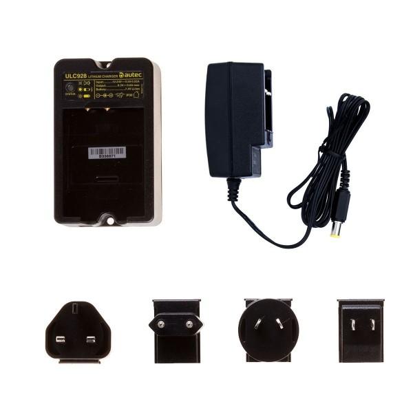 Chargeur de batteire Lithium 90-264VAC [ULC932A]