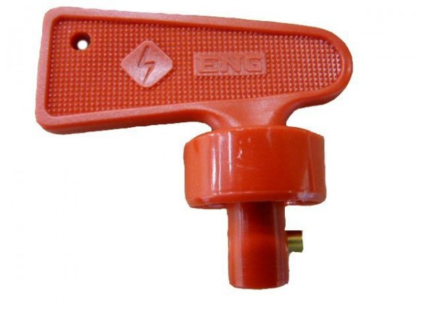 Clé pour coupe Batterie 103-002-434