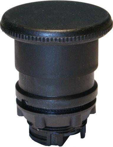 Arrêt d´urgence Plastique 40mm momentané noir