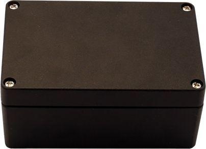 Efabox noire 125x80x57