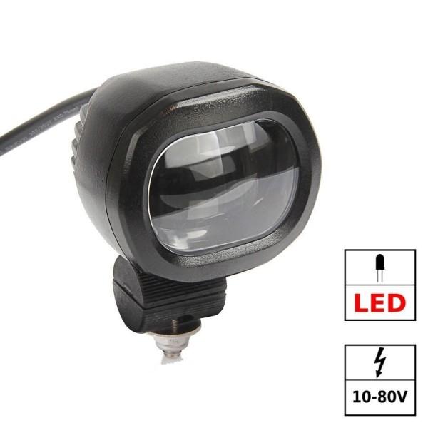 """Phare de sécurité LED """"bluelight"""" ligne"""