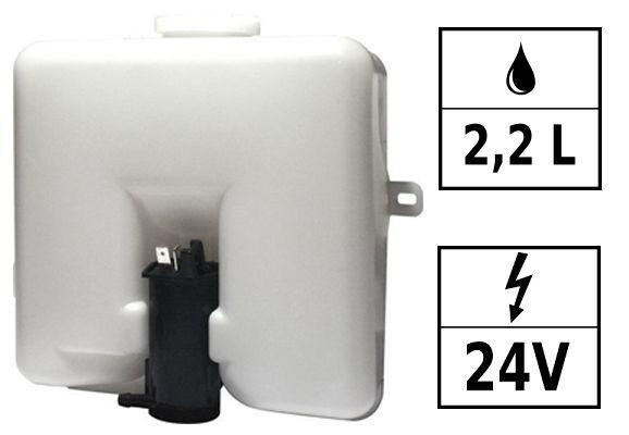 Réservoir 24V 2,2L 1 pompe