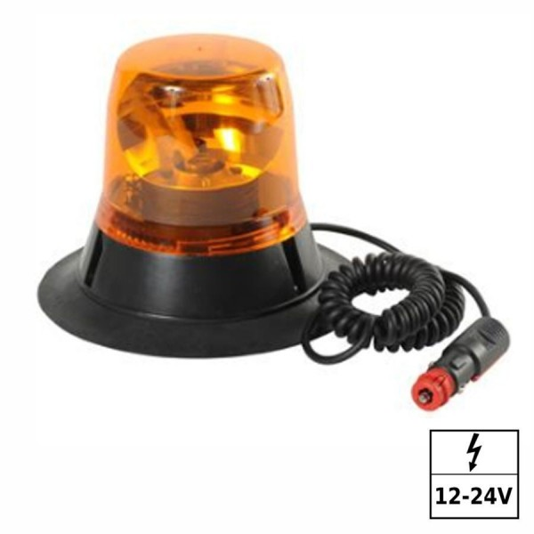Gyrophare de 12/24V magnétique