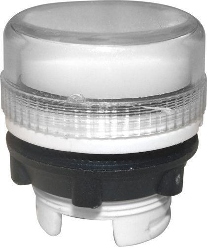 Voyant plastique 0-110V transparent