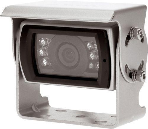 Caméra 1/3'''' CCD 130° ouverture automatique microphone projecteur à LED IP68 12VDC