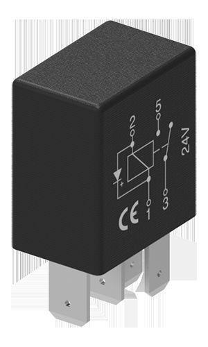 Relais Micro 12V 25A 4 bornes
