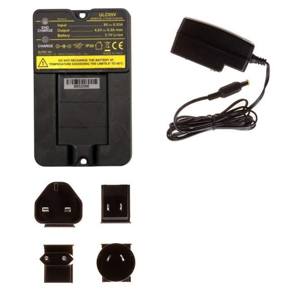 Chargeur de batterie 230Vac prise secteur pour batteries Li-Ion A8B