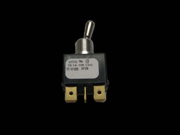Interrupteur à levier 1P (ON)-OFF IP68