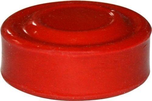 Capuchon rouge pour bouton poussoir