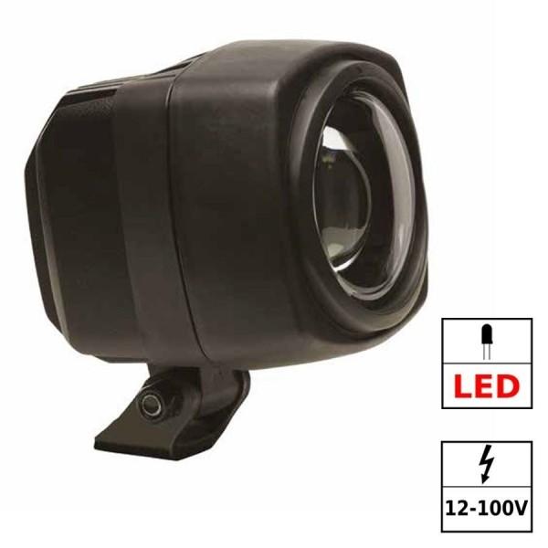 """Phare à LED de sécurité """"bluelight"""" IP69k"""