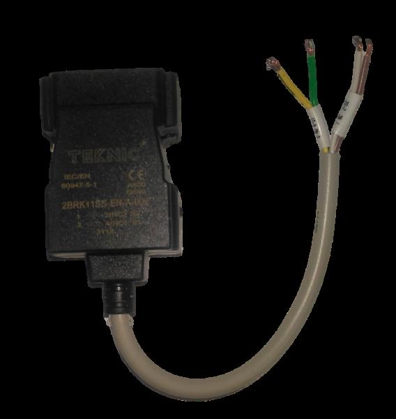 Contact 1NO + 1NC IP68 avec câble 20cm