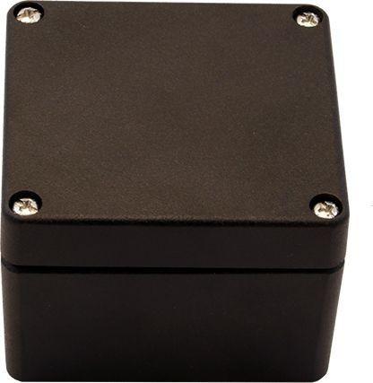 Efabox noire 80x75x57