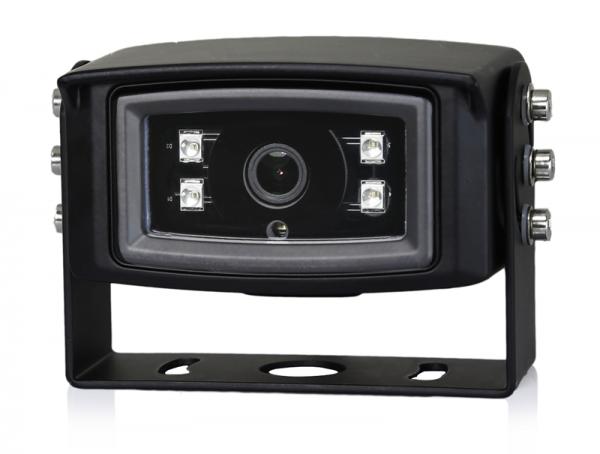 Caméra de recul Full HD 1080P avec son et projecteurs IR 130°