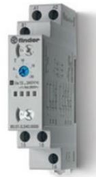 Relais temporisé 6FCT 1RT 16A 12-240VAC/DC
