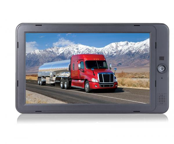 Écran tactile 10.1'''' HD 1080 avec support de fixation et télécommande IR - entrées 3 caméras - 13pin