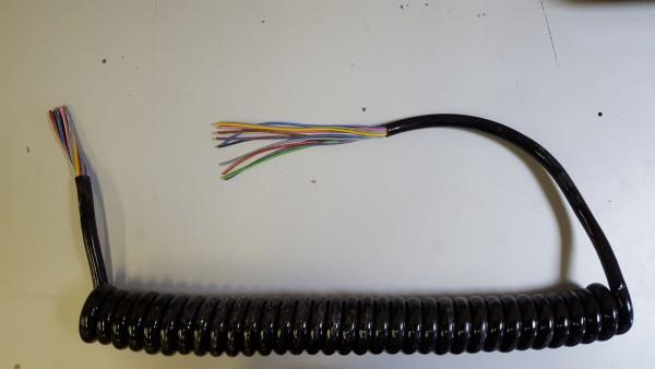 Câble spiralé 12x1,5mm2 600/3500