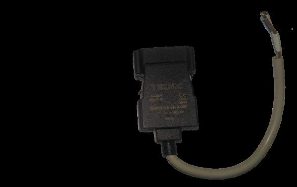 Contact de commutation avec bride métallique de montage + version 1NC IP68; Câble 20cm