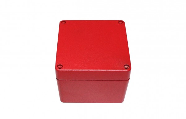 Efabox rouge 100x100x81
