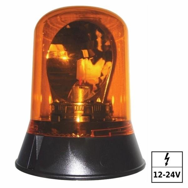 Gyrophare de 12/24V avec 3 points de fixation