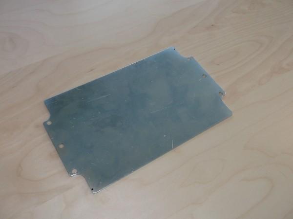 Plaque de montage pour efabox 260x160x91 mm
