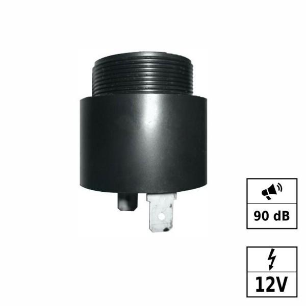 Piezo Buzzer ton constant [+ - ] 90dB 12VDC (6-30VDC) IP67