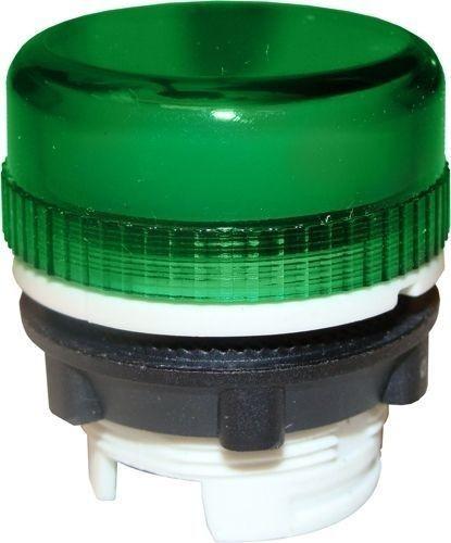 Voyant plastique 0-110V vert